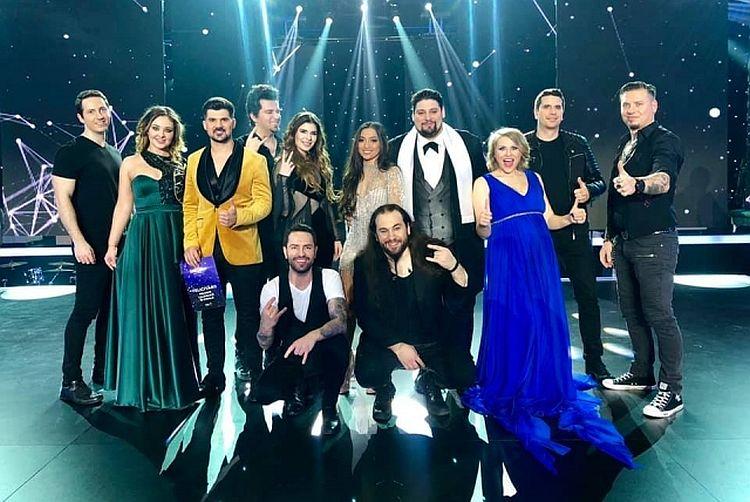 Selectia Nationala Eurovision 2019 primii finalisti