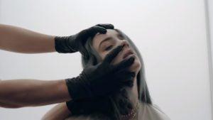 Videoclip Billie Eilish Bury a Friend