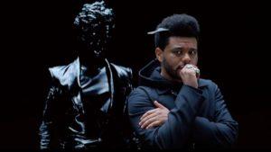 Videoclip Gesaffelstein The Weeknd Lost in the Fire