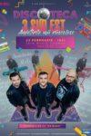 Skin Music Lounge (Iași),, Sâmbătă 23 Februarie, 3 Sud Est - turneu