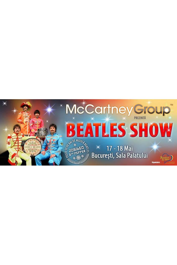 Beatles Show la Sala Palatului