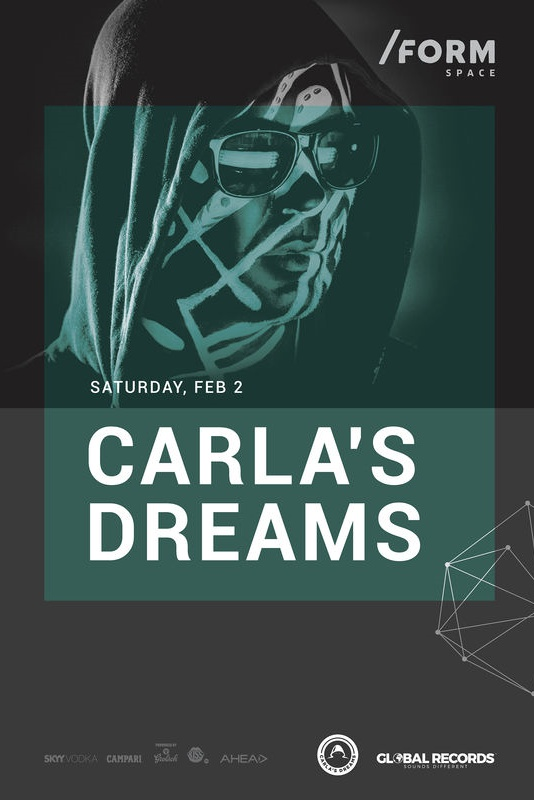 Carla's Dreams la Form Space Club