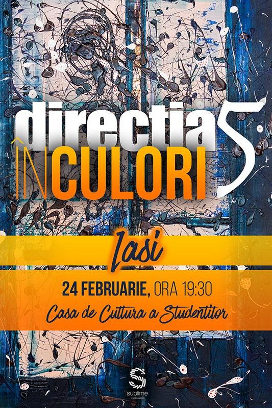 Direcția 5 la Casa de Cultură a Studenților din Iași