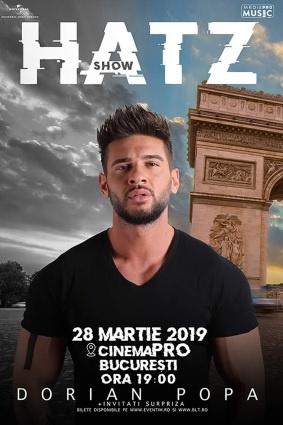Dorian Popa - Hatz Show la CinemaPro