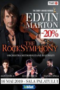 Edvin Marton: The RockSymphony