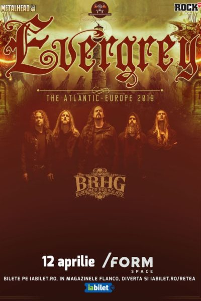 Poster eveniment Evergrey