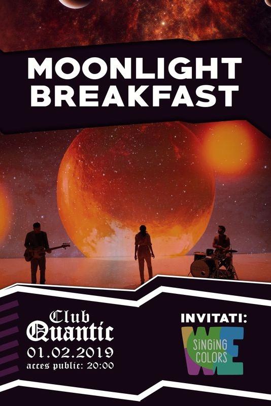 Moonlight Breakfast la Quantic Club
