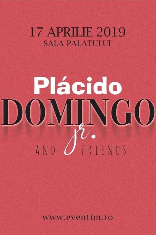 Plácido Domingo Jr. la Sala Palatului