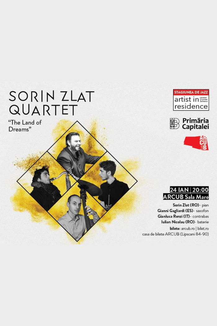 Sorin Zlat Quartet -