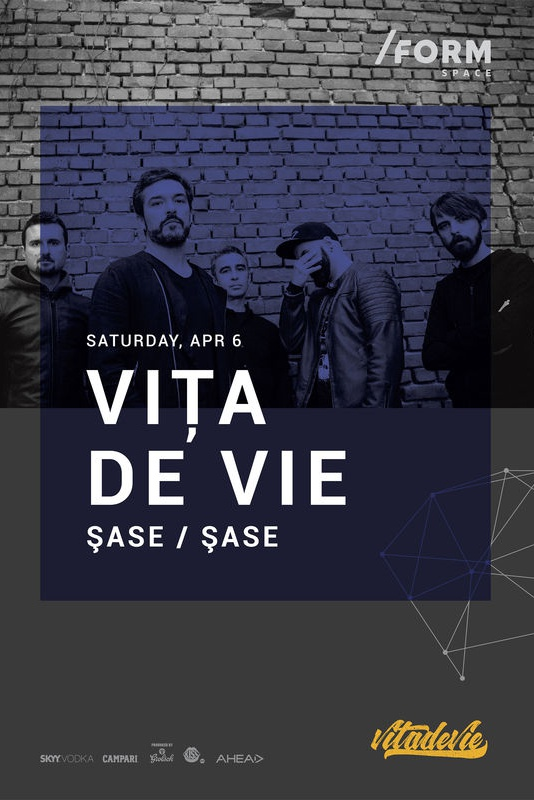 Vița de Vie la Form Space Club
