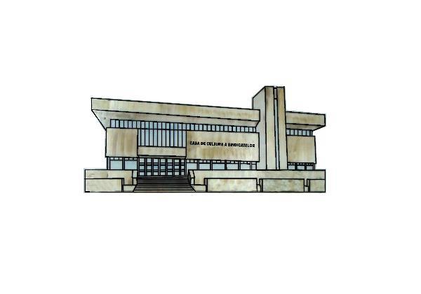 Casa de Cultură a Sindicatelor Botoșani din Botoșani