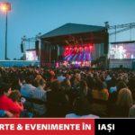 Concerte si evenimente in Iași