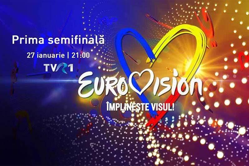Semifinala de la Iasi - Eurovision 2019 Romania