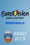Eurovision România 2019 - Semifinala de la Arad