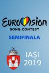 Eurovision România 2019 - Semifinala de la Iași