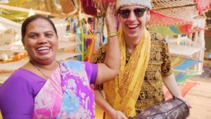 Zdob si Zdub - India ma cheama