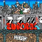 Coperta EP Diplo Europa