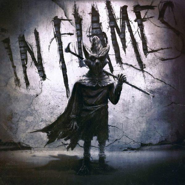 In Flames I the Mask Coperta album