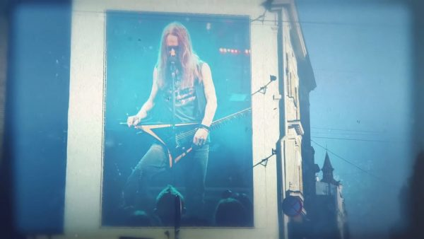 Lyric Video Children of Bodom This Road
