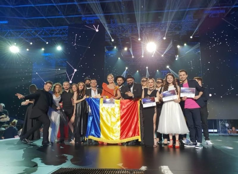 Selectia Nationala Eurovision 2019 Semifinala Arad TVR