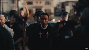 Videoclip John Legend Preach