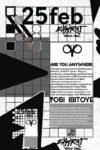 Are You Anywhere / Tobi Ibitoye