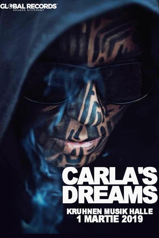 Carla's Dreams la Kruhnen Musik Halle