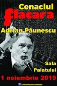Cenaclul Flacăra - Adrian Păunescu la Sala Palatului