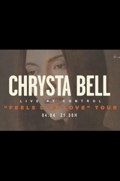 Poster eveniment Chrysta Bell