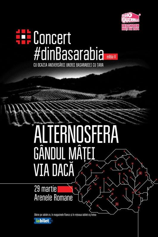 Concert #dinBasarabia 2019 la Arenele Romane