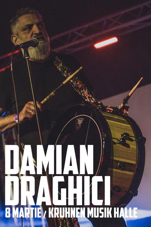 Damian Drăghici la Kruhnen Musik Halle