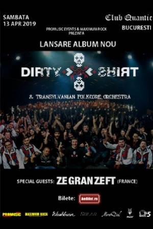 Dirty Shirt la Quantic Club