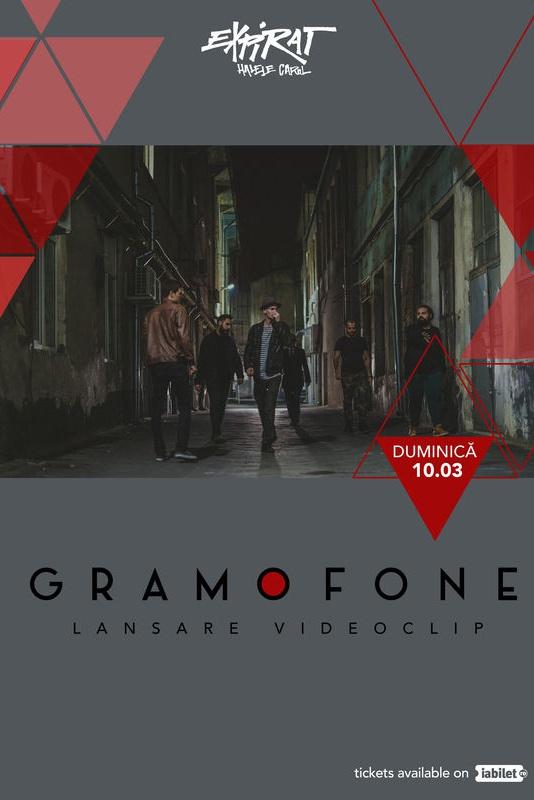 Gramofone - lansare videoclip la Expirat Club