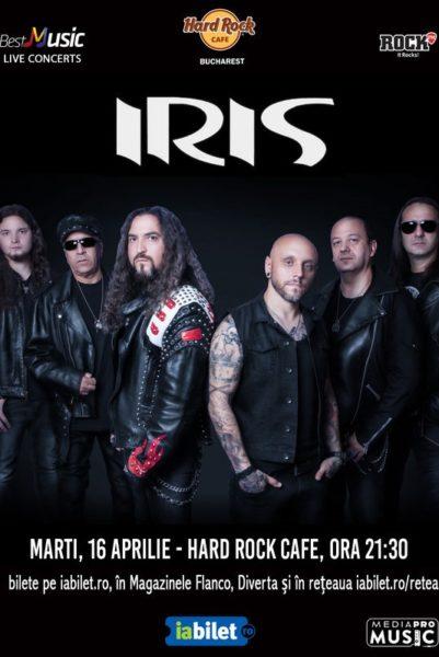 Poster eveniment Iris: Lumea toată e un circ