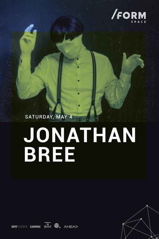 Jonathan Bree la Form Space Club