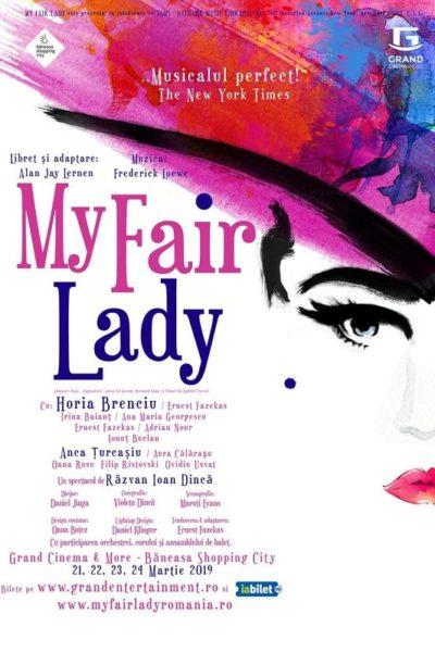 Poster eveniment My Fair Lady
