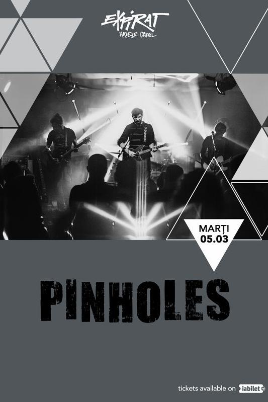 Pinholes la Expirat Club