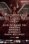 Psychosounds Metal Ladies Night V