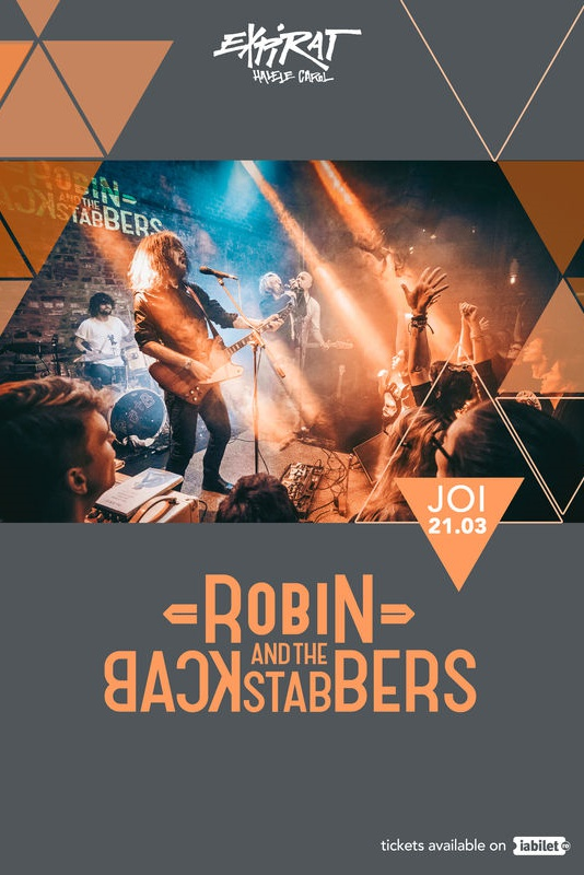 Robin and the Backstabbers la Expirat Club