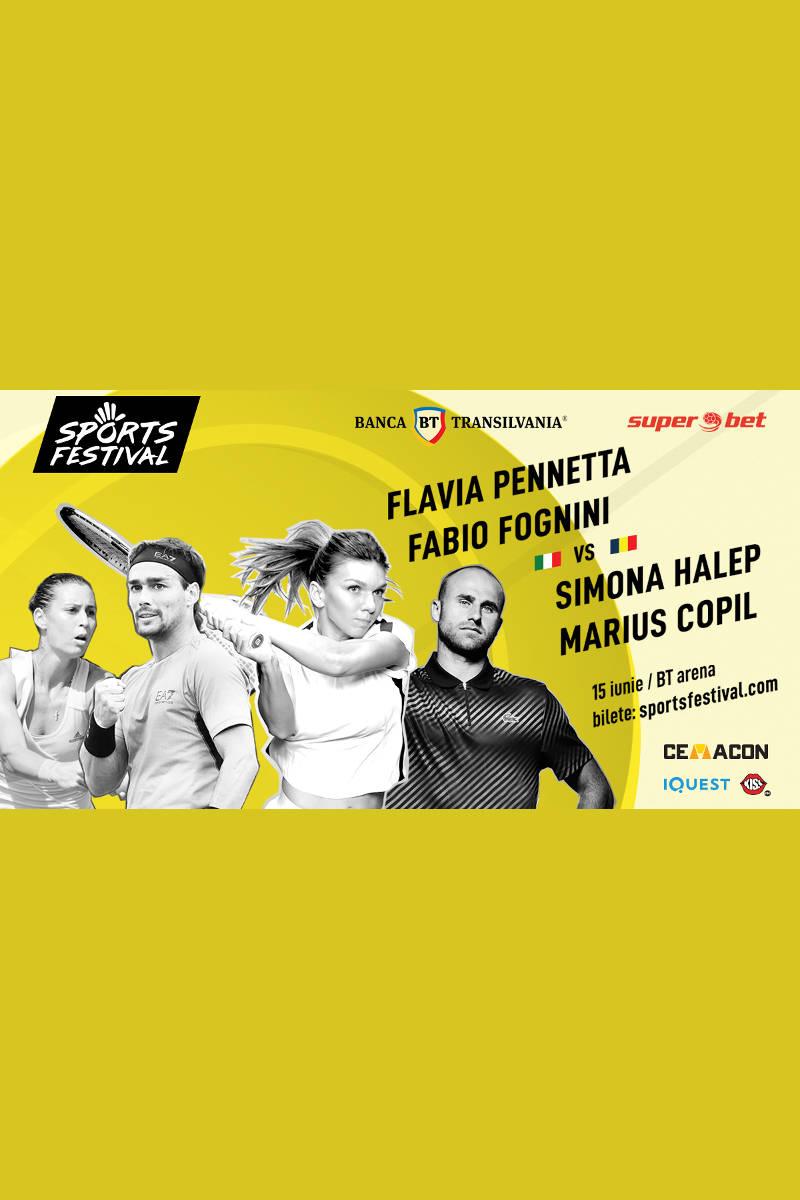 Sports Festival la BT Arena (Sala Polivalentă) Cluj-Napoca