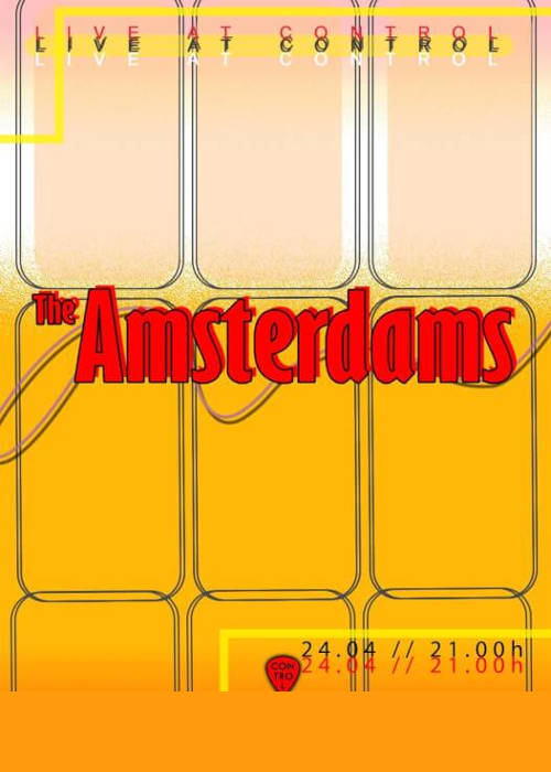 The Amsterdams la Club Control
