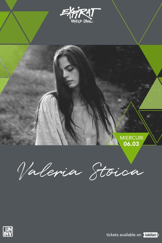 Valeria Stoica la Expirat Club