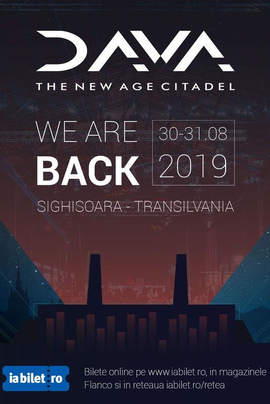 DAVA Festival 2019 la Sighișoara