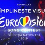 Semifinala de la Arad a Selecției Naționale Eurovision 2019