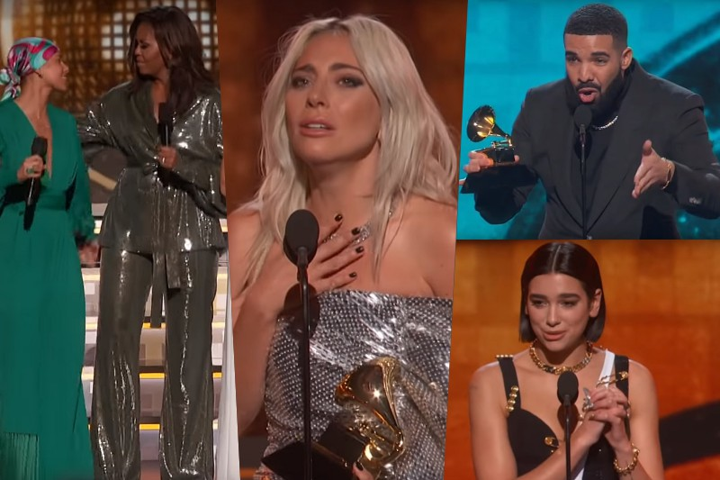 Câștigătorii premiilor Grammy 2019