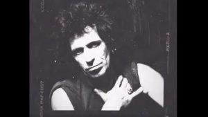 Lyric Video Keith Richards Big Town Playboy