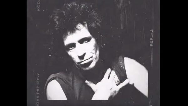 Lyric Video Keith Richards Big Town Playboy
