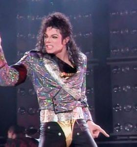 Michael Jackson Live in Bucharest Dangerous Tour