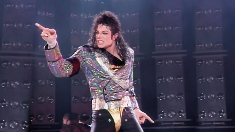 Michael Jackson Live in Bucharest Dangerous Tour