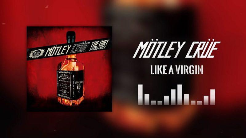 Single Motley Crue Like a Virgin